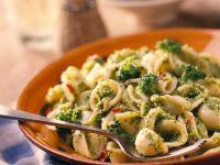 Orecchiette with Broccoli recipe