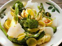 Orecchiette with Broccoli, Chile and Parmesan recipe