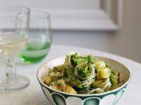 Orecchiette with Vegetables recipe