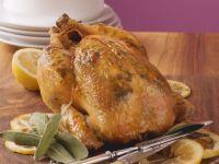 Organic Roast Chicken recipe