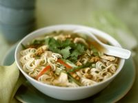 Oriental Chicken Noodle Soup recipe