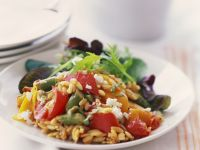 Orzo and Vegetable Salad recipe