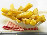 Oven-Baked French Fries recipe