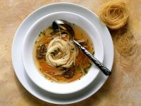 Beef and Broth with Vermicelli recipe