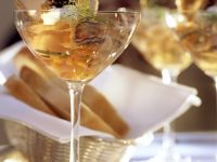 Oysters in Champagne Jelly recipe