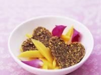 Paleo, Nut, Honey and Fig Hearts recipe