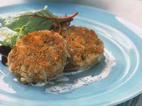Pan-fried Crab Cakes recipe