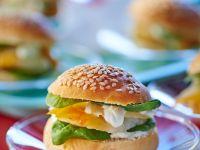 Pan Fried Haddock Sandwiches recipe