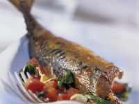 Pan-fried Whole Mackerel recipe