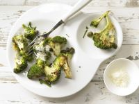 Pan-Roasted Broccoli recipe