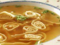 Pancake Soup recipe