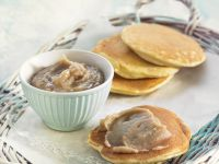 Pancakes with Chestnut Mousse recipe