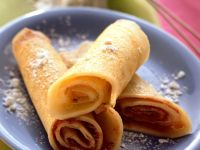 Pancakes with Jam Filling recipe