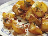 Pancetta Potatoes