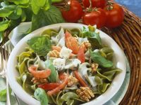 Pappardelle with Cheese Sauce recipe