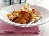 Pappardelle with Rabbit Ragout recipe