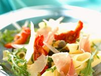 Parma Ham and Pasta Salad recipe