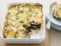 Parmesan and Aubergine Gratin recipe