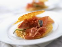 Parmesan and Fig Stack recipe