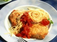 Parmesan-Crusted Turkey recipe
