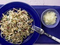 Parsley and Cheese Spaetzle recipe