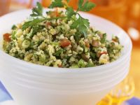 Parsley Bulgur Salad recipe