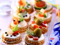 Party Crackers recipe
