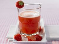 Passion Fruit and Strawberry Juice recipe