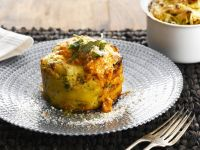Pasta and Butternut Squash Gratin recipe