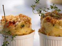 Pasta and Cheese Bakes recipe