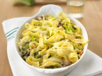 Pasta Bake with Cabbage recipe