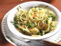 Pasta Salad with Arugula recipe