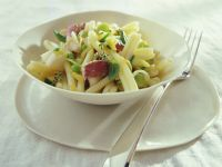 Pasta Salad with Red Mullet recipe