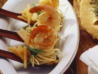 Pasta Salad with Shrimp recipe