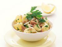 Pasta Shells with Tuna recipe