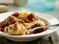 Pasta with Beef Dumpling Ragu recipe