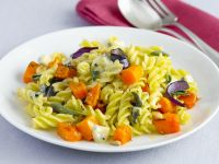 Pasta with Butternut Squash recipe