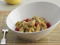 Pasta with Cauliflower, Cherry Tomatoes, and Anchovies recipe