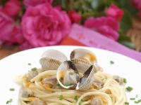 Pasta with Clams recipe