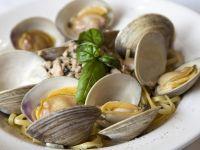 Pasta with Clams recipe