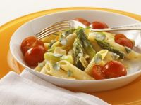 Pasta with Gorgonzola Sauce recipe