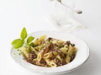 Pasta with Radicchio recipe