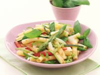 Pasta with Sauted Vegetables