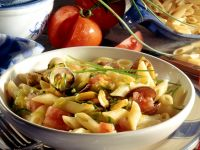 Pasta with Seafood recipe