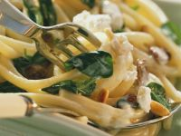 Pasta with Spinach and Ricotta recipe