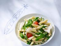 Pasta with Spring Vegetables recipe