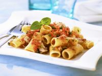 Pasta with Tuna and Capers recipe