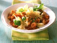 Pasta with Tuna and White Beans recipe
