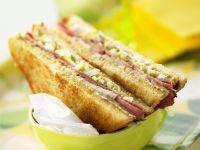 Pastrami Sandwich recipe