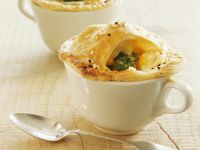 Pastry Lid Teacups